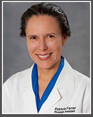 doctor Patricia Ferrer, PA-C logo